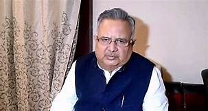 raipur-tool-kit-controversy---bjp-national-vice-president-dr-raman-singh-gets-police-notice