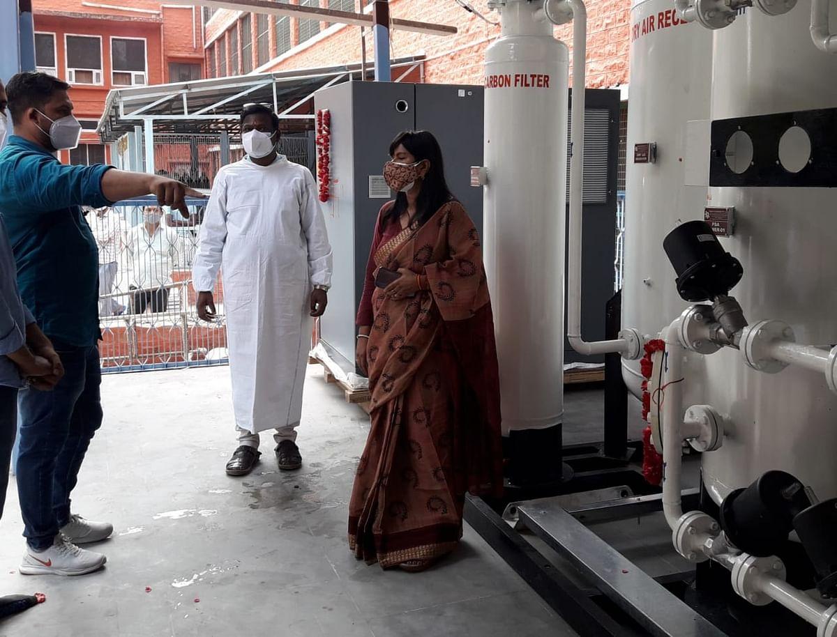 first-oxygen-plant-of-north-western-railway-established-in-jodhpur-mandal-railway-hospital