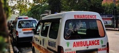 कोरोनाकाल में यूपी की एक एम्बुलेंस पर रहा 204 मरीजों का भार