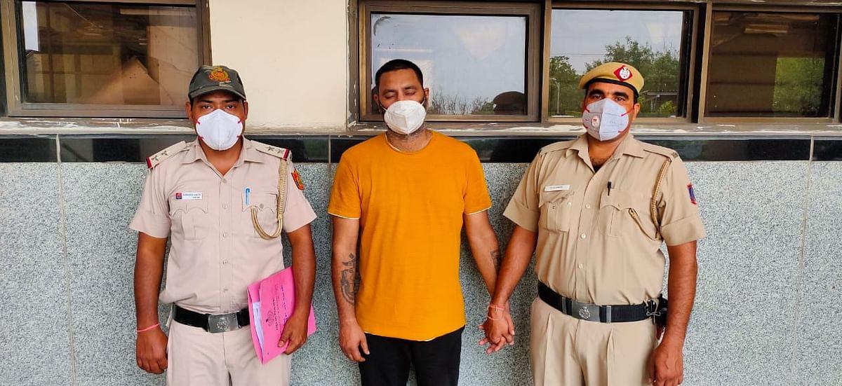 राजपार्क हत्याकांड में फरार हत्यारा गिरफ्तार