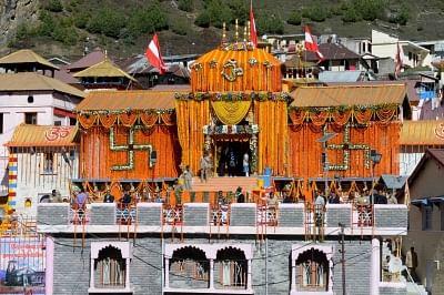 बद्रीनाथ धाम बनेगा स्मार्ट आध्यात्मिक शहर, व्यास गुफा, चरण पादुका का पुनर्विकास