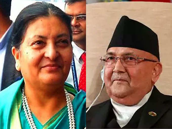 नेपाल की संसद भंग,  नवंबर में होंगे नये चुनाव, विपक्ष को लगा झटका