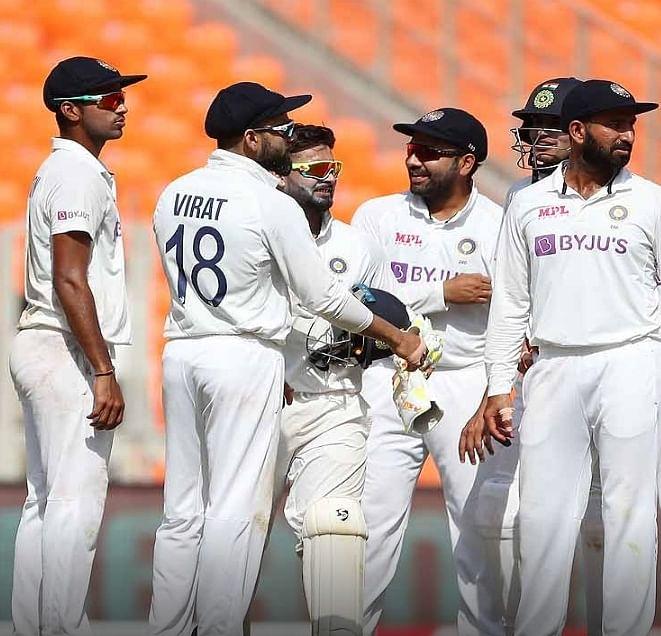 आईसीसी टेस्ट रैंकिंग में शीर्ष पर भारतीय टीम,न्यूजीलैंड दूसरे नंबर पर