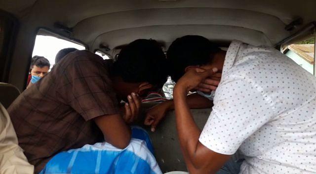 ड्रग्स के कारोबार में शामिल तीन तस्कर गिरफ्तार