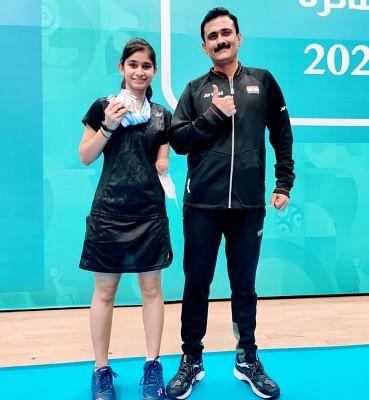 पलक-पारुल की बैडमिंटन जोड़ी ने पैरालंपिक के लिए किया क्वालीफाई