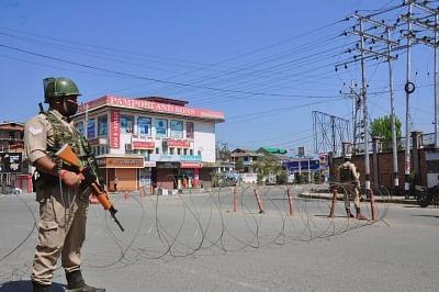 जम्मू-कश्मीर में 31 मई तक बढ़ा कोविड कर्फ्यू