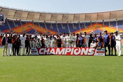 डब्ल्यूटीसी फाइनल और इंग्लैंड दौरे के लिए भारतीय टीम घोषित