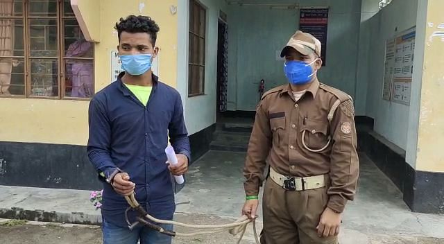 बच्चों का अपहरण कर बेचने के आरोप में दो गिरफ्तार