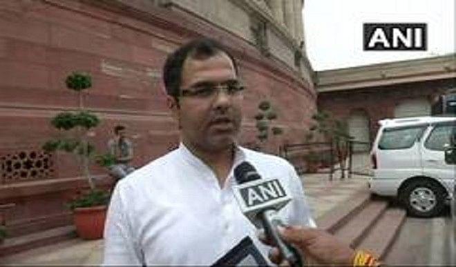 बीजेपी सांसद की चेतावनी, कहा- याद रखें तृणमूल सांसदों, मुख्यमंत्री को भी दिल्ली आना है