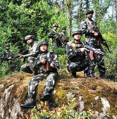 अरुणाचल में आतंकियों के साथ मुठभेड़ में असम राइफल्स का जवान शहीद