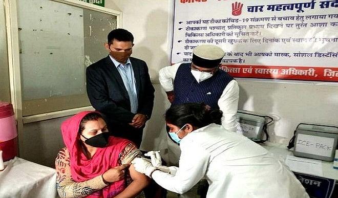मेडिकल कालेज और जिला चिकित्सालय में 6 दिन और अन्य जगह 4 दिन होगा कोविड-19 टीकाकरण