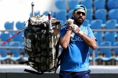 टेस्ट क्रिकेट में लगातार मौके नहीं मिलने से नाराज हैं युवराज