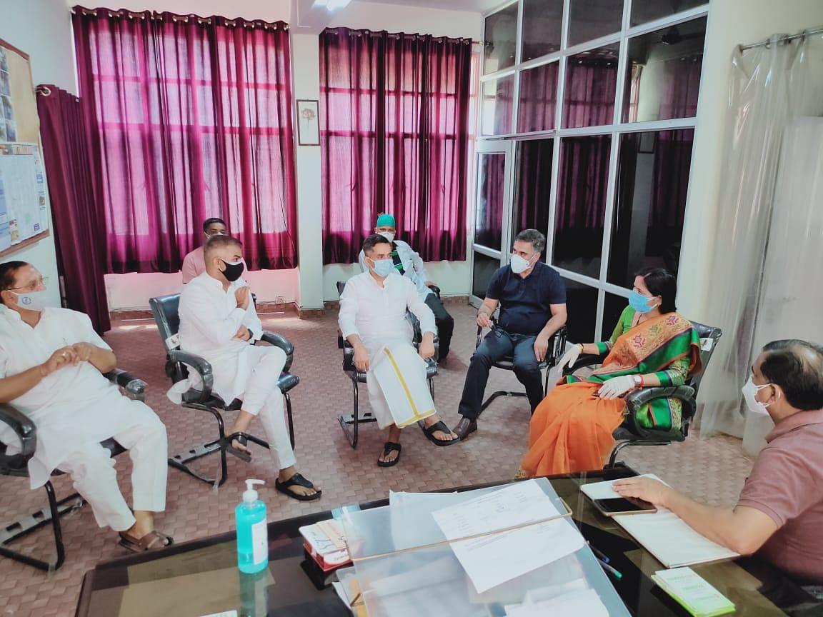 राजकीय चिकित्सालय में गंभीर रोगियों को मिलेगी वेंटिलेटर की सुविधा