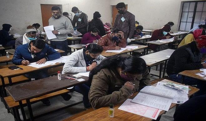 इंटरनेट मीडिया पर UP बोर्ड परीक्षा 2021 का फर्जी कार्यक्रम वायरल