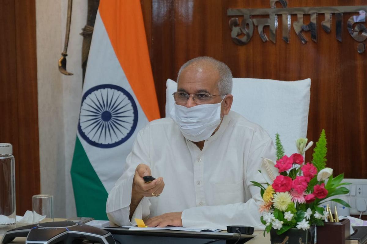 रायपुर : मुख्यमंत्री भूपेश ने 500 बिस्तर वाले कोविड केयर अस्पताल का किया वर्चुअल शुभारंभ