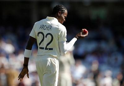 आर्चर को भारत के खिलाफ टेस्ट सीरीज से बाहर रखने पर सहमत इंग्लैंड क्रिकेट बोर्ड
