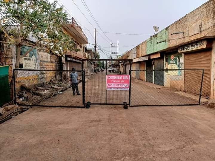 शिवपुरी में कोरोना कर्फ्यू 10 मई तक बढ़ाया गया