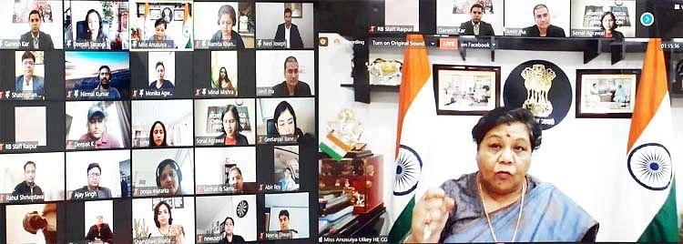 नाचा संस्था ने अंतर्राष्ट्रीय स्तर पर सिद्ध कर दिया है कि 'छत्तीसगढ़िया सबले बढ़िया': राज्यपाल