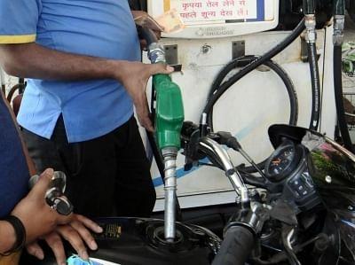 कई शहर में पेट्रोल की कीमतों में आग
