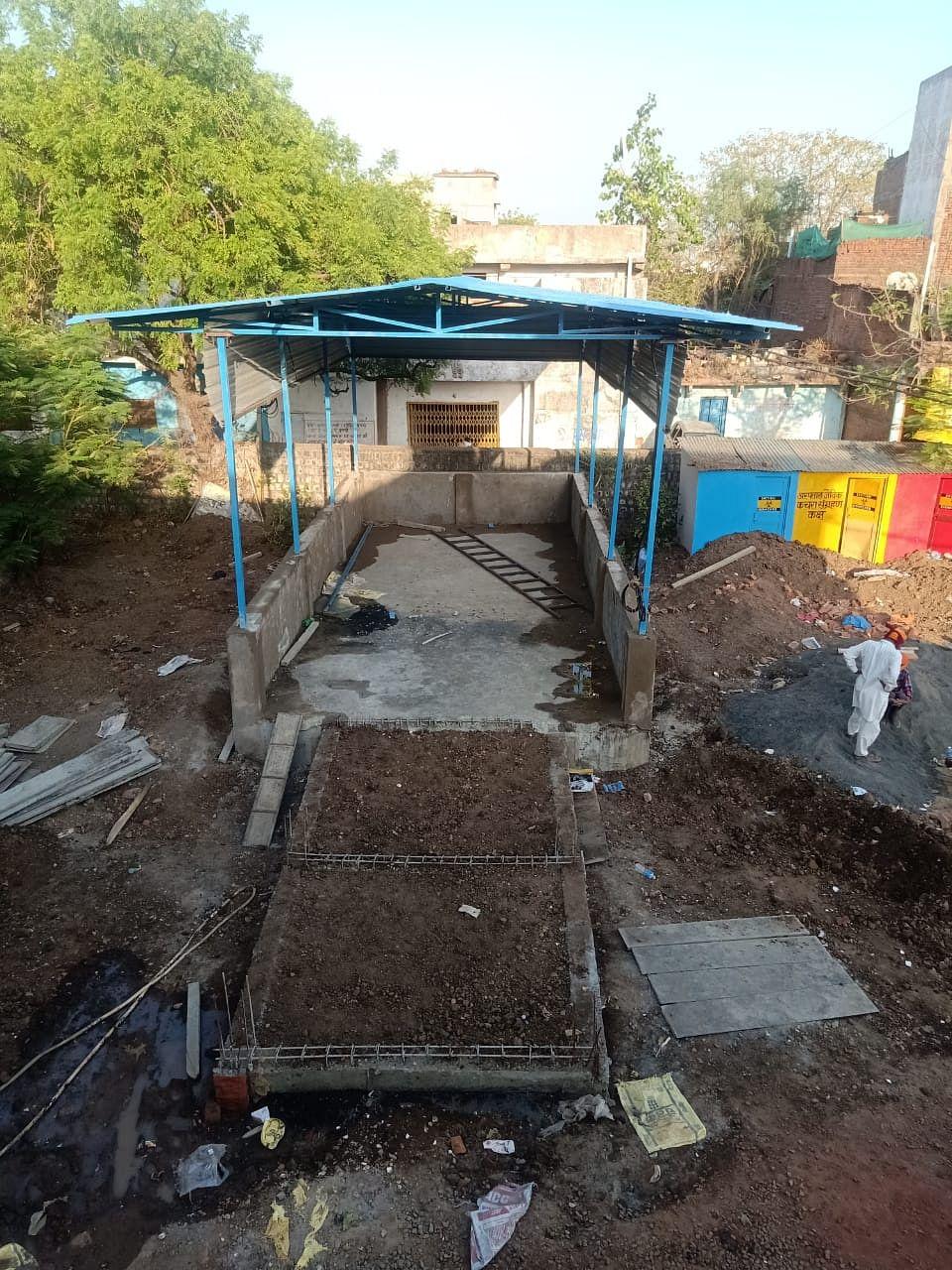 अशोकनगर अस्पताल में 15 मई तक शुरू होगा ऑक्सीजन प्लांट, तीन अन्य प्लांट प्रस्तावित