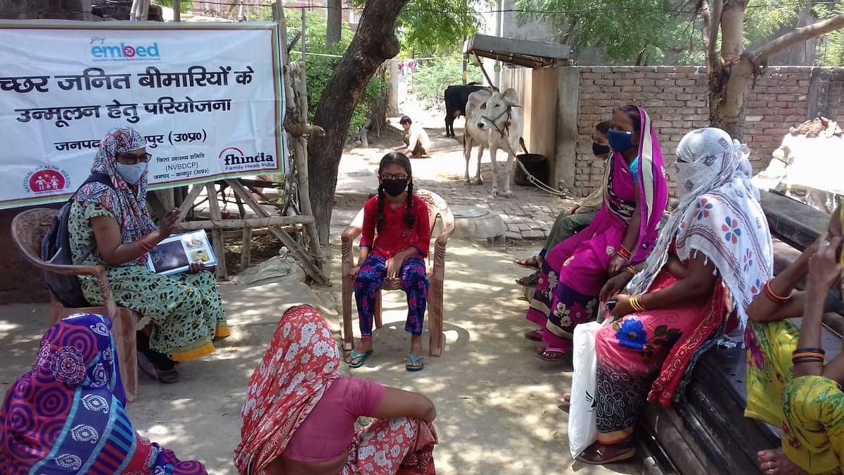 प्रभावी सामुदायिक जुड़ाव डेंगू नियंत्रण की कुंजी : डॉ. एके सिंह