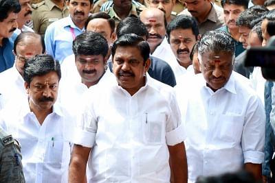 विपक्षी नेता का चयन करने के लिए अन्नाद्रमुक  की 7 मई को बैठक