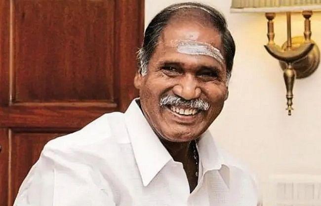 पुडुचेरी में एन रंगासामी ने मुख्यमंत्री पद की शपथ ली