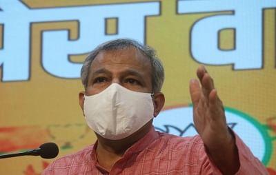 दिल्ली में नाकामी छिपाने के लिए डर का माहौल बना रहे केजरीवाल : भाजपा