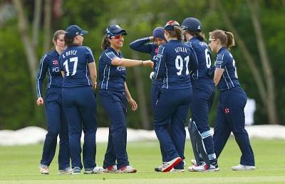 महिला क्रिकेट : स्कॉटलैंड ने पहले टी 20 में आयरलैंड को हराया
