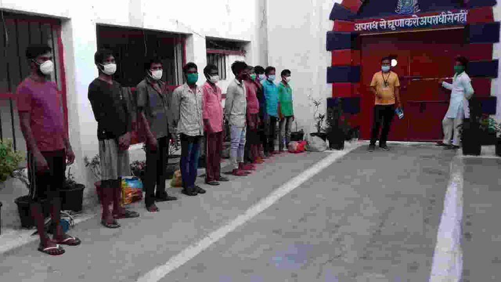 रायगढ़ : कोविड-19 संक्रमण के चलते 91 विचाराधीन बंदियों को पेरोल पर छोड़ा