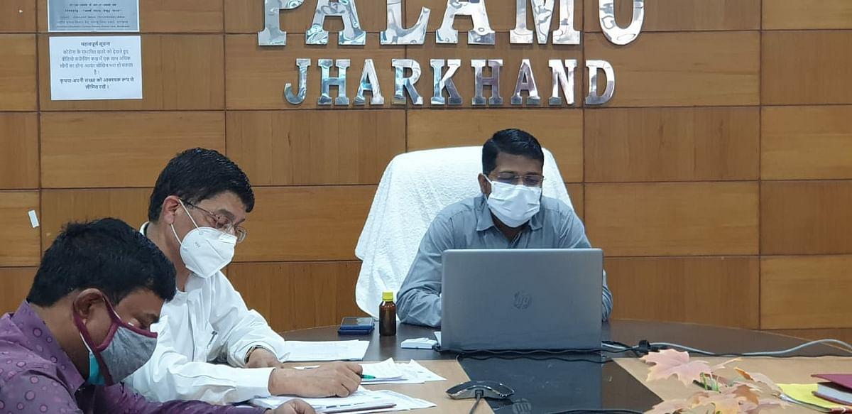 पलामू जिले के 1.65 लाख लाभुकों को मिला पेंशन