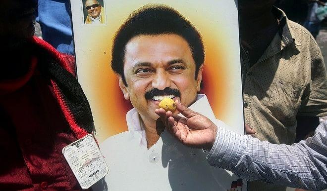 DMK के विधायक दल के नेता चुने गए स्टालिन, सात मई को लेंगे मुख्यमंत्री पद की शपथ