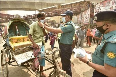 बांग्लादेश ने लॉकडाउन 23 मई तक बढाया