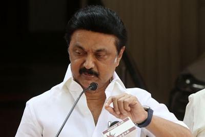 स्टालिन ने तमिलनाडु के सीएम के रूप में ली शपथ