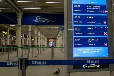 2020 में यूके जाने वाले विदेशी यात्रियों में 73 फीसदी की गिरावट आई