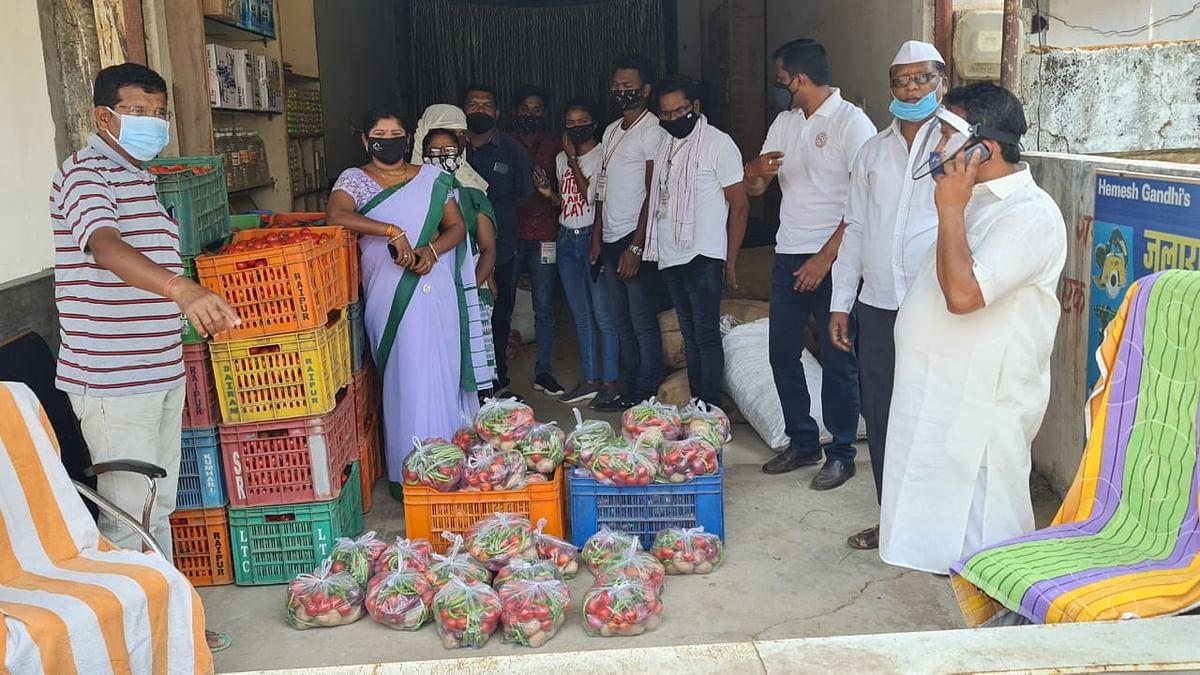 कोंडागांव:कांग्रेस सेवा दल ने खोला राज्य का पहला सब्जी बैंक, मोहन मरकाम ने किया शुभारंभ