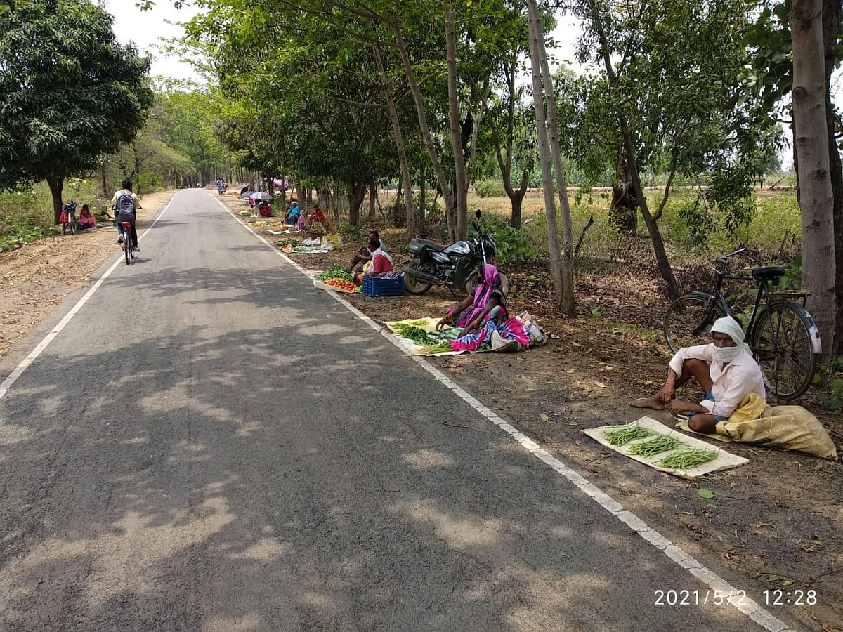 कोण्डागांव : सब्जी उत्पादक किसान लाॅकडाउन से परेशान