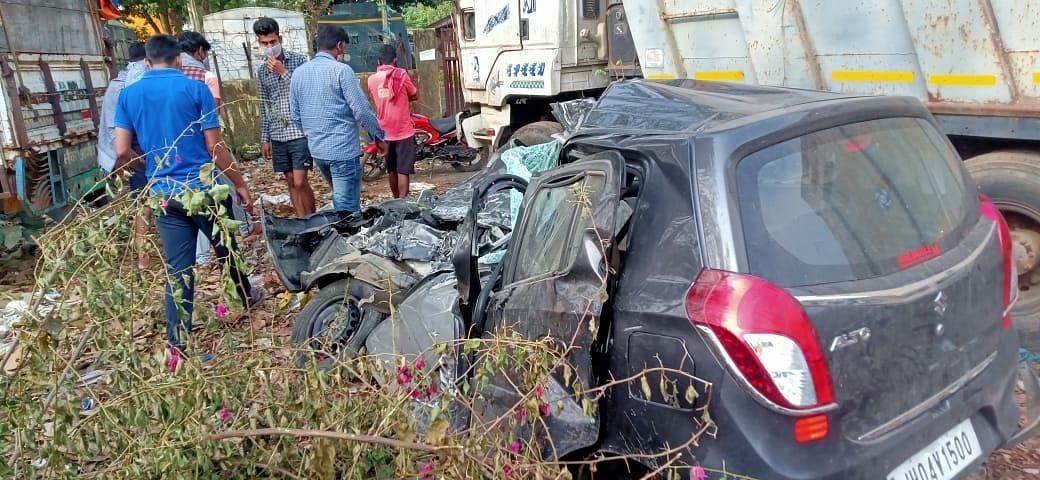 दुमका में अलग-अलग हुए सड़क हादसा में दो की मौत, एक गंभीर