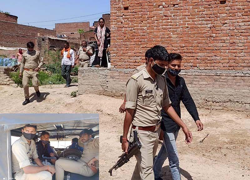 कानपुर की महिला उद्यमी आरती शर्मा की हत्या में वांछित शूटर गिरफ्तार