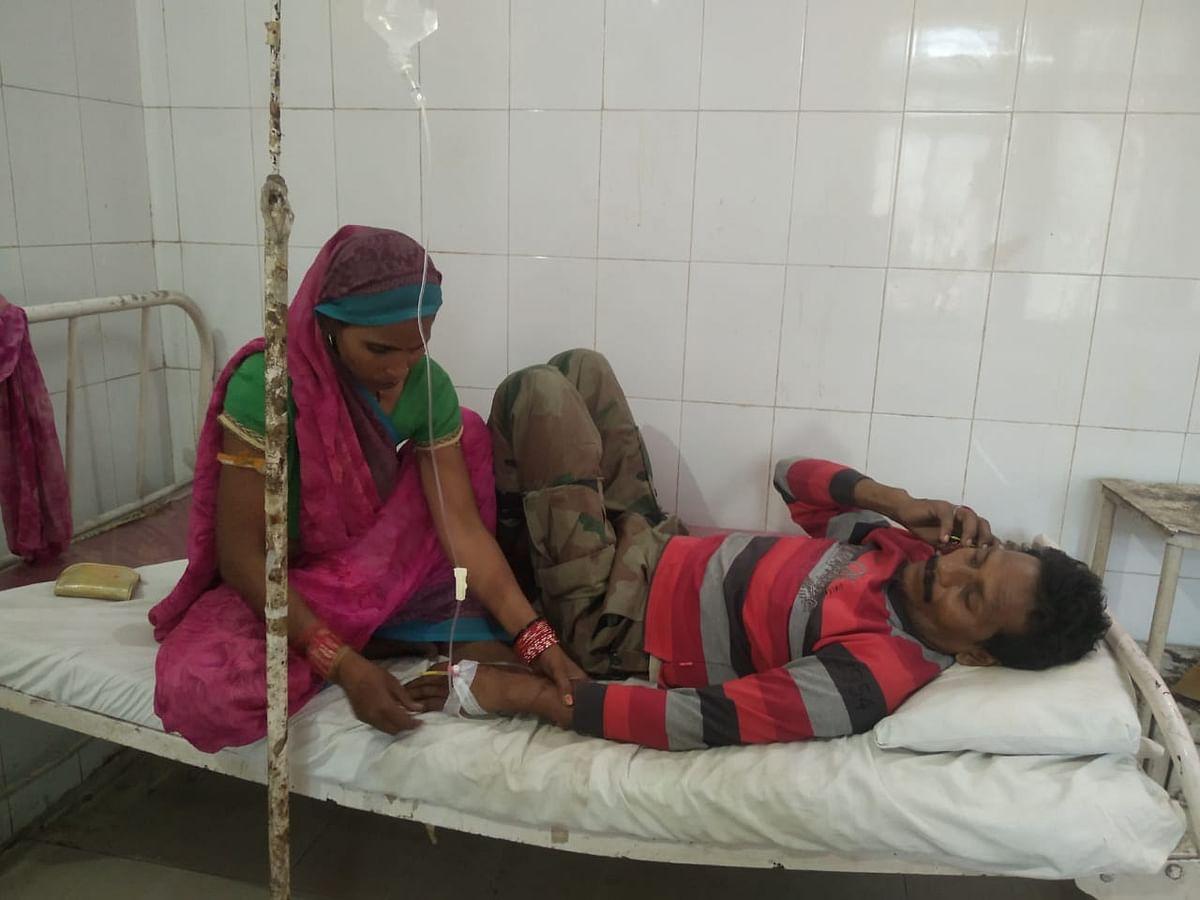 फतेहपुर: बारात में फूड प्वाइजनिंग, आधा सैकड़ा बीमार