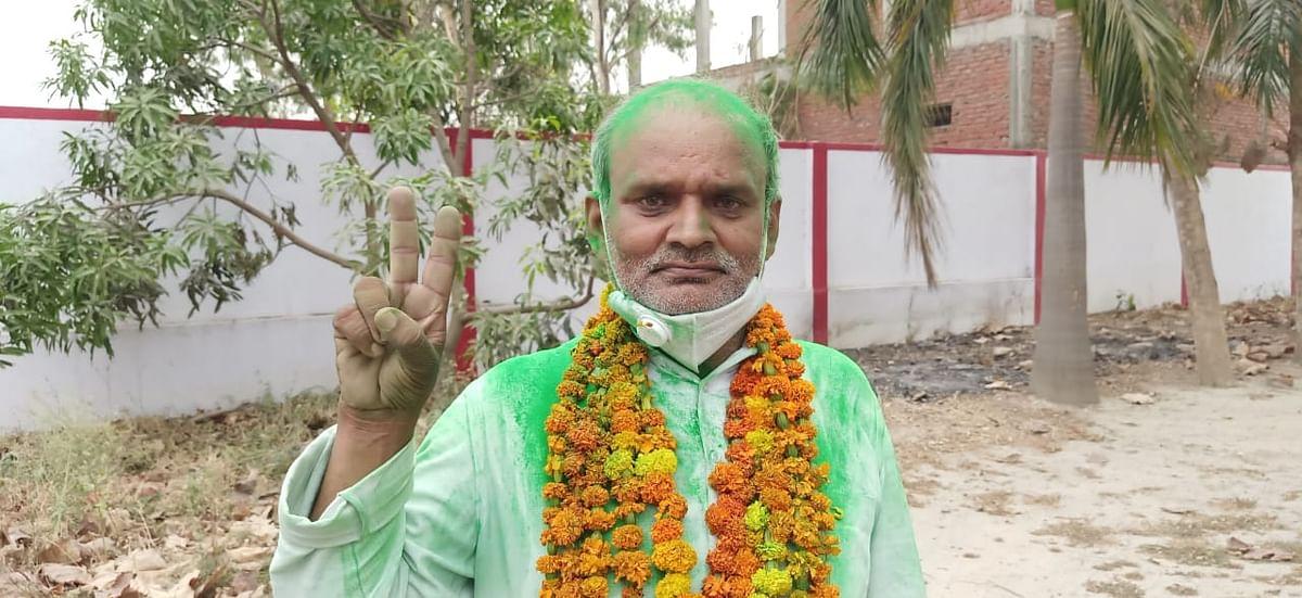 जिला पंचायत चुनाव में भाजपा धराशायी, 41 में सिर्फ दो सीटें मिली