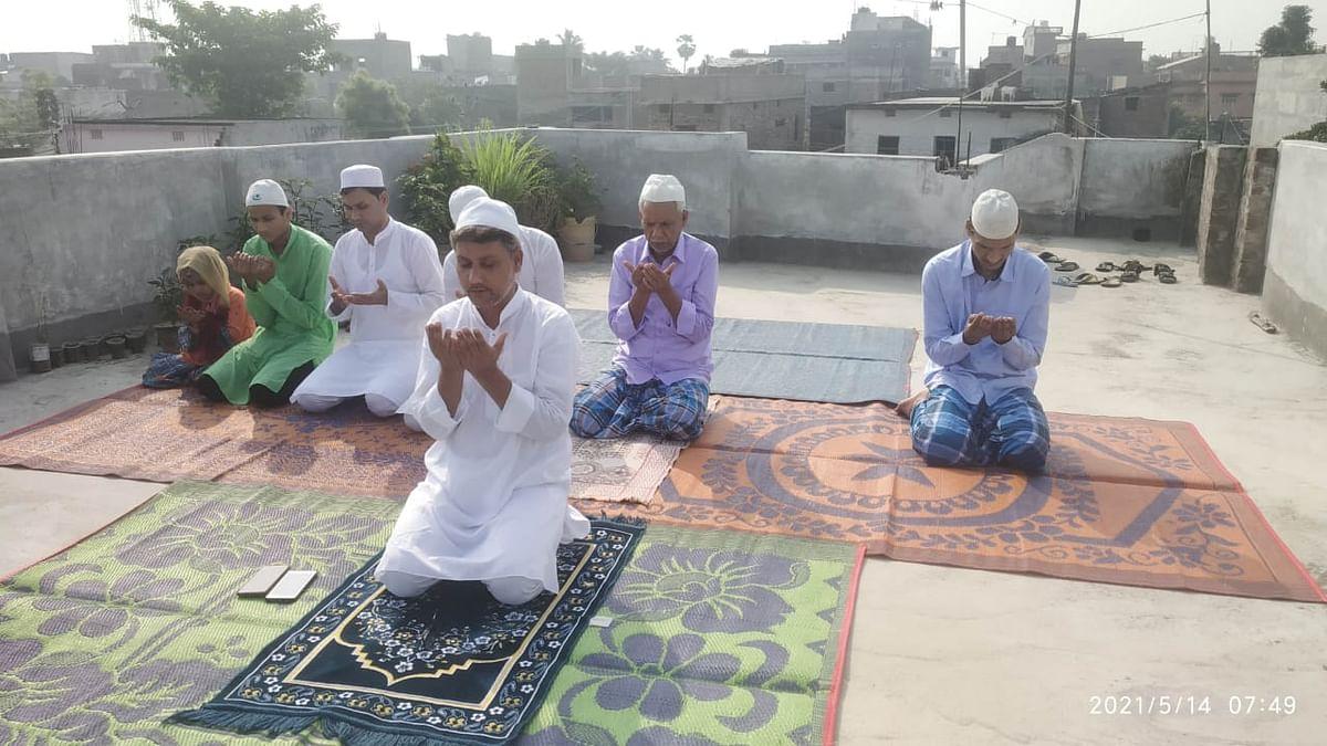हर्षोल्लास से मनाया गया ईद-उल-फितर का त्योहार