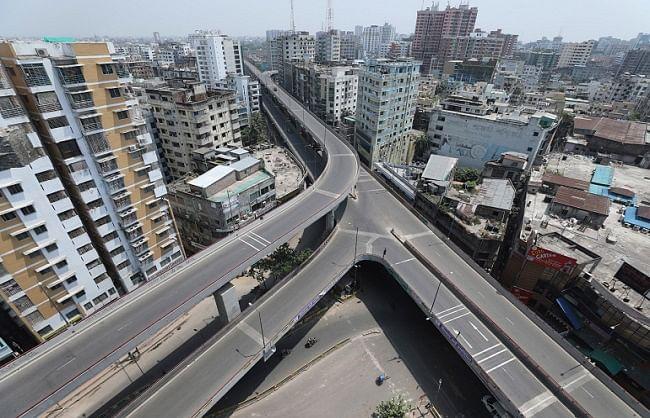बांग्लादेश में 23 मई तक बढ़ाया गया लॉकडाउन