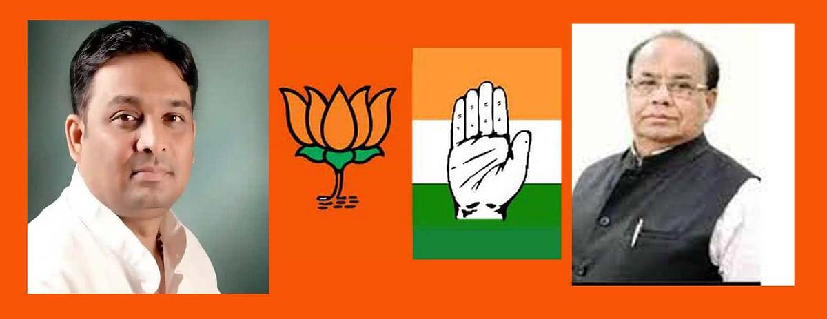 भाजपा को रणनीति पर पूरा भरोसा,कांग्रेस किस्मत के सहारे