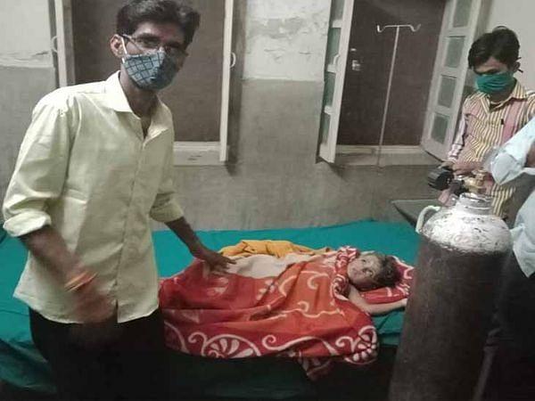 सोलह घंटे बाद देसी जुगाड़ से सुरक्षित बोरवैल से बाहर निकाल लिया गया 4 साल का मासूम अनिल