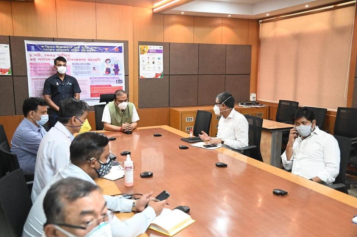 असम: पीडब्ल्यूडी जीएमसीएच व कालापहाड़ अस्पताल में 250 से अधिक आईसीयू बेड का करेगा निर्माण