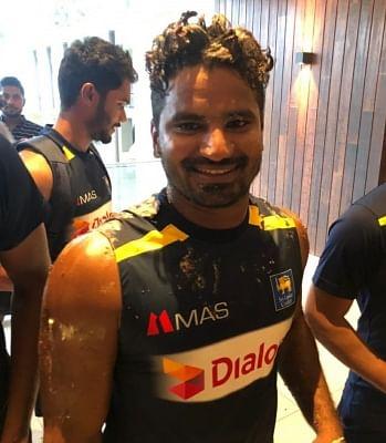 नए कप्तान परेरा चाहते हैं कि निडर क्रिकेट खेले श्रीलंका
