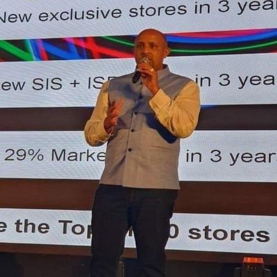 लेनोवो ने भारत में दिनेश नायर को उपभोक्ता व्यवसाय निदेशक नियुक्त किया