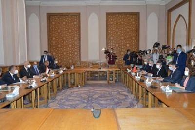 egypt-turkey-evaluate-talks-to-improve-relations