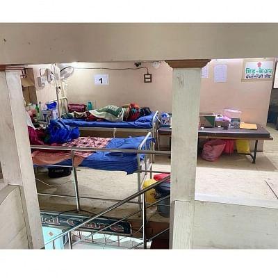 गुरमीत चौधरी ने नागपुर में अस्थायी कोविड अस्पताल खोला